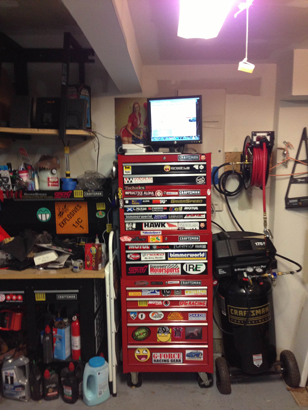 Stacking Craftsman Middle Tool Boxes - The Garage Journal Board